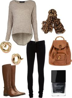 """comfy for class"" by jacquelinemasc on Polyvore"