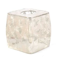 Mercury Glass TIssue Box for Master Bath  it's @ Kirklands for only $6.99