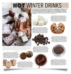 """Hot Winter Drinks"" by hafsahshead ❤ liked on Polyvore featuring interior, interiors, interior design, home, home decor, interior decorating and Tom Dixon"