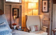 Warm guest cottage