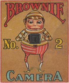 brownie camera character - Google Search