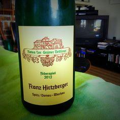 "Weingut Franz Hirtzberger: GV ""Rotes Tor"" Whiskey Bottle, Alcohol, Wine, Rubbing Alcohol, Liquor"