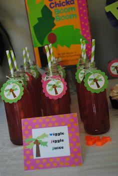 Wiggle Jiggle Juice - Chicka Chicka Boom Boom Party