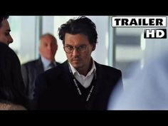 Transcendence Trailer 2014 Español - YouTube