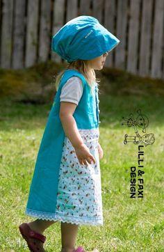 Lilli & Faxi Design: Quickly - Freebook Sommerkleid ♥