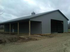 Pole Barns, Lima, Ohio | Stahl Mowery Construction