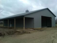 40X60 Metal Building Cost | Pole Barn Kits Central Ohio