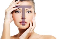 Recognizing your skin type! Your skin iscombination if the… T-zone is oily Skin on the cheeks is normal to dry Skin suffers from breakouts on chin, nose, cheeks or forehead Pores on the chin and cheeks are enlarged! Beauty Essentials, Beauty Hacks, Beauty Tips, Younique, Combination Skin Care, Skincare Blog, Long Lasting Makeup, Blush, Tips