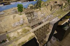Four Feather Falls - Cupar & District Model Railway Club | by Cupar & District Model Railway Club