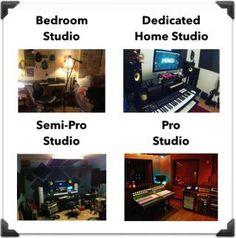 The Complete Recording Studio Equipment List 29 Items