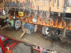 All in one grinder stand - WeldingWeb™ - Welding forum for pros and enthusiasts