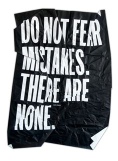 Do Not Fear Mistakes. There Are None, a quote of Miles Davis by Andre Beato | Visualgraphc