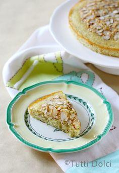 Almond-orange cake by @Laura Jayson | Tutti Dolci
