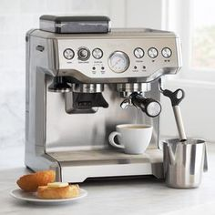 Breville Barista Express #FindTheBest Love ours!!