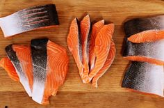 How to Fillet a Salmon or Trout
