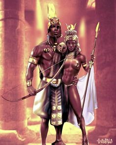 Ancient Civilizations History, Anunnaki Ancient Aliens History, Black History, World History & Popular Culture Magazine Afrique Art, Black Art Pictures, Black Love Art, Black History Facts, Strange History, Black Artwork, Ancient Aliens, Ancient Egypt, Ancient Artifacts