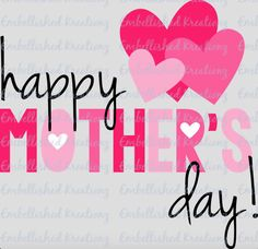 Happy Mother's Day with Hearts/Vinyl Decal/Mother's Day Gift/Quote by EmbellisheDKreationz on Etsy Short Mothers Day Quotes, Mothers Day Images, Happy Mother Day Quotes, Mother Day Wishes, Happy Mothers Day, Mothers Day Decor, Mothers Day Cards, Mothers Love, Mothers Day Drawings