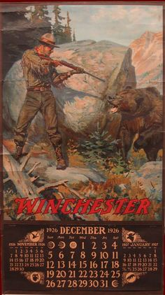 Classic Hunting Collectibles - Posters, Calendars, & Die Cuts