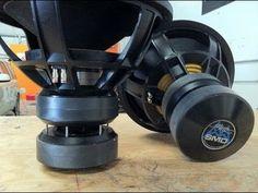 Ascendant Audio SMD subwoofer.