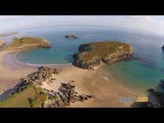 Playa de Barro (Llanes, Asturias) | videos desde otro punto de vista