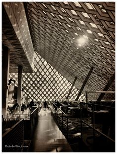 Seattle Library (Photo by Risa Jenner)