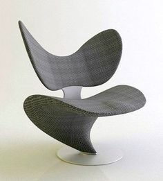 Architecture Carbon Fiber Chair