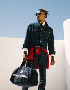 Polo Ralph Lauren, Fashion, Moda, Fashion Styles, Fashion Illustrations