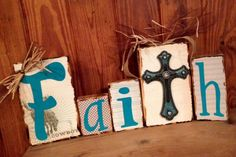Faith blocks