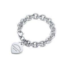 I want a Tiffany's bracelet!