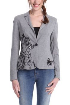 WOMAN KNITTED OVERCOAT JACKET