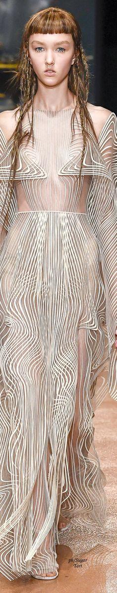 Iris Van Herpen - Fall 2017 Couture