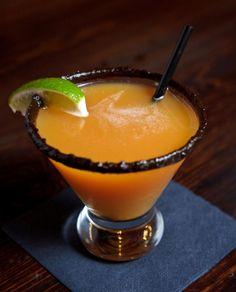 Blood Orange Habanero Margarita - the perfect fall drink
