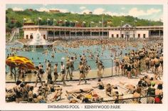 Kennywood Park pool