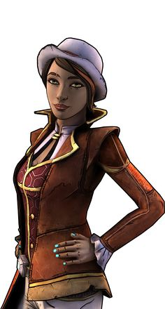 fiona tales from the borderlands - Google Search
