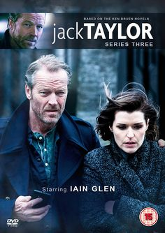 Best Tv Shows, Movies And Tv Shows, Favorite Tv Shows, Jack Taylor, Mystery Show, Iain Glen, Tv Detectives, Tv Actors, About Time Movie