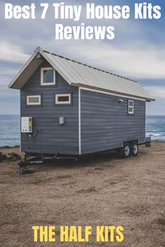 Tiny house is always like a childhood fantasy that remains bold until your present life. It must be very nice to be able to build your own tiny house. Tiny House Kits, Tiny House Cabin, Tiny House On Wheels, Loft Plan, Building A Tiny House, Tiny House Movement, Little Houses, Tiny Houses, Small House Design