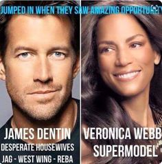 These celebrities not only use the products... They sell them! Rodan +Fields http://rcline.myrandf.com