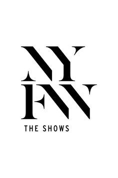 VISIT FOR MORE August 6 IMG, the owner and operator of the official New York Fashion Week venue, unveils its own logo – separate from the CFDA's NYFW logo – to distinguish which shows fall under the IMG umbrella. Logo Abstrait, Trendy Fashion, Fashion Show, Fashion Ideas, Queer Fashion, Ny Fashion, Fashion 2020, Runway Fashion, Winter Fashion