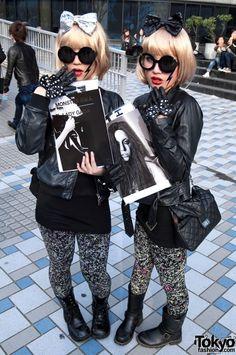 Lady Gaga Inspired Harajuku style
