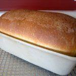 Pão caseiro fofinho de liquidificador