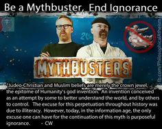 Yes. Also, we're going to go see the real life mythbusters on Wednesday. Go for science date night!