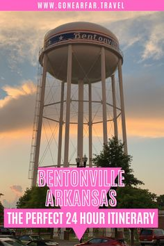 Not only is Bentonville Arkansas the home of Walmart, but also features famed art, farm-to-table food, and 100's of miles of biking trails. | Arkansas Travel Tips | Arkansas Road Trip | Arkansas Travel | Arkansas Photography | Arkansas Beautiful Places | Arkansas Travel Destinations | Arkansas Outdoors | USA Road Trip | Arkansas Travel Tips | Arkansas Travel Itinerary | Bentonville Arkansas | Bentonville Itinerary | Walmart Finds #bentonville #arkansasroadtrip #arkansas Bike Trails, Biking, Travel Tips, Travel Destinations, Bentonville Arkansas, Most Beautiful Cities, Instagram Worthy, Road Trip Usa, Walmart