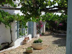 View of Binidali house in Menorca by Esme_Vos, via Flickr
