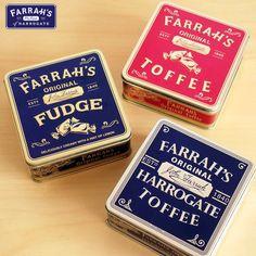 FARRAH'S(ファラーズ)トフィー&ファッジ