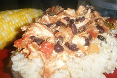 Pineapple Salsa Chicken - this sounds easy and yummy! I can always use more good crockpot recipes.