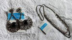 Espaço Sempre Bella: #Resenha - Maxi Brinco e Maxi Colar - Bel Design B...