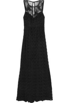 Missoni Crochet-knit gown | NET-A-PORTER