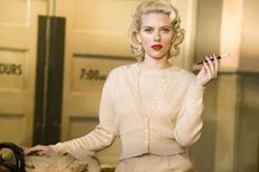 Scarlett in The Black Dahlia. One of my all time favorites!