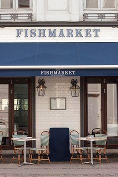 Fishmarket | Copenhagen, Denmark