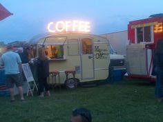 Great coffee truck at Food/Truck/Eats-Niagra-on-the Lake